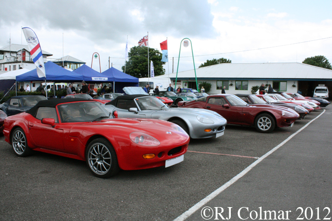 Marcos Owners Club, Castle Combe, C&SCAD
