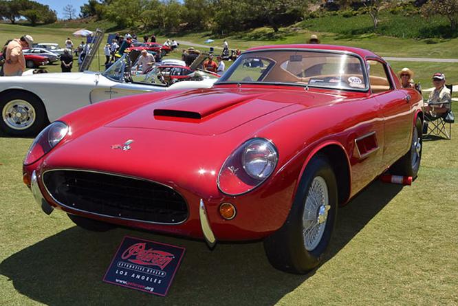 Chevrolet Corvette Italia by Scaglietti, Dana Point Concours d'Elegance