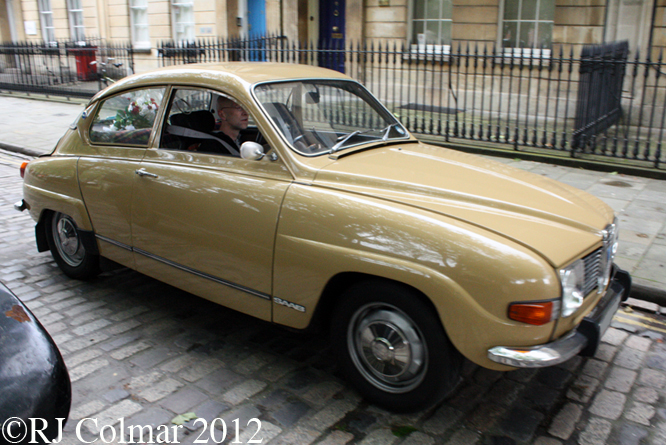 SAAB 96V4, Avenue Drivers Club, Bristol