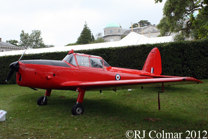 De Havilland DHC-1 Chipmunk, Goodwood Festival of Speed