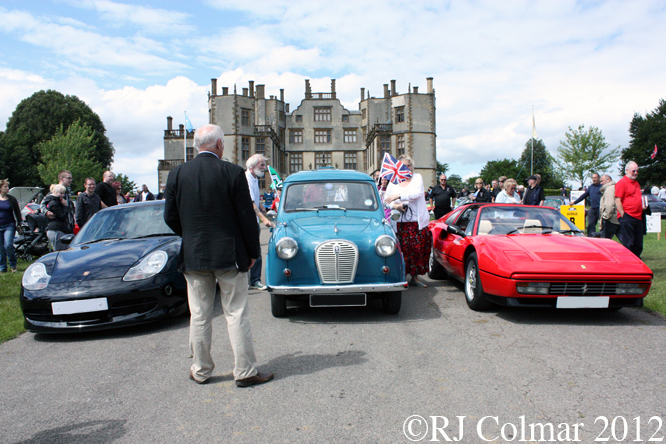 Club Winners, Classics at the Castle, Sherborne Castle