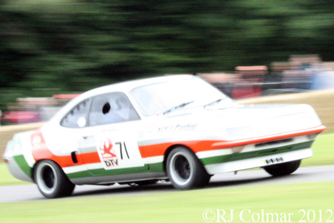 Vauxhall Firenza 'Old Nail', Goodwood Festival of Speed