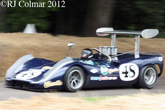 McLaren M6B 'McLeagle', Goodwood Festival of Speed