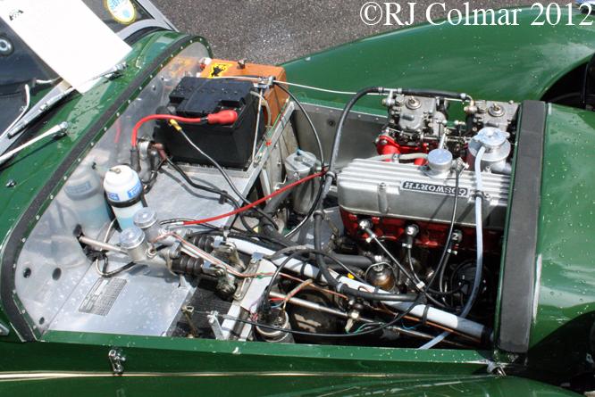 Lotus Super Seven 1500 Cosworth, Castle Combe C&SCAD
