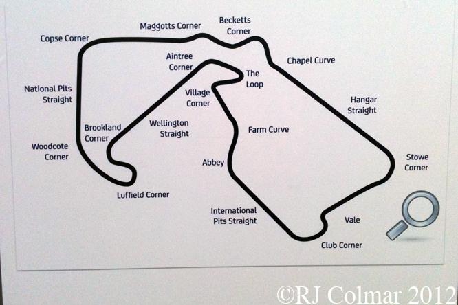 Silverstone Circuit, Northamptonshire