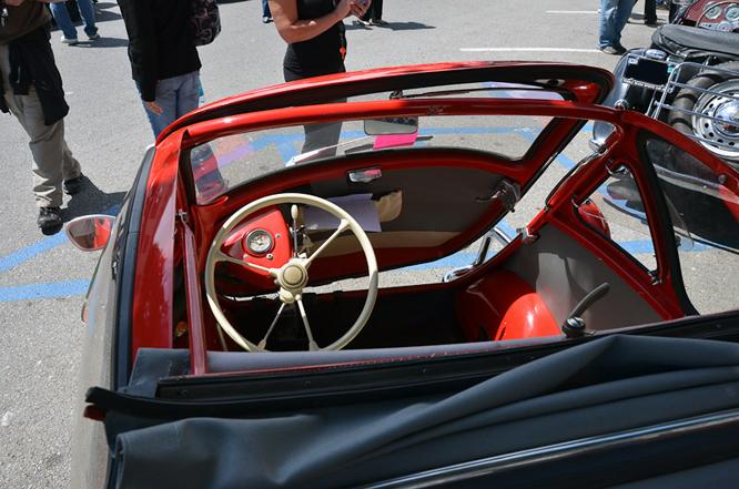 BMW Isetta 300, Carmel by the Sea Concours d'Elegance