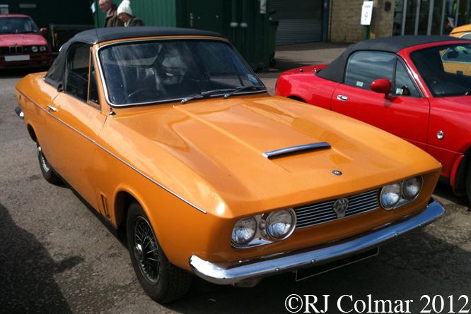 Bond Equipe Convertible, Bristol Classic Car Show