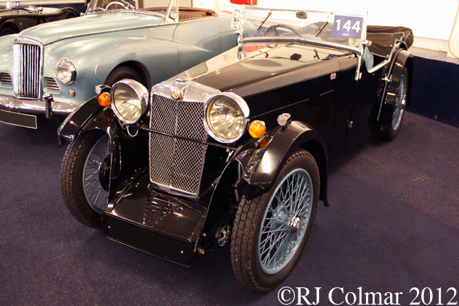 MG F-type Magna, Silverstone Auctions, Race Retro