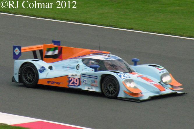 Lola- Nissan B12/80 Coupé, Silverstone 6 Hours WEC