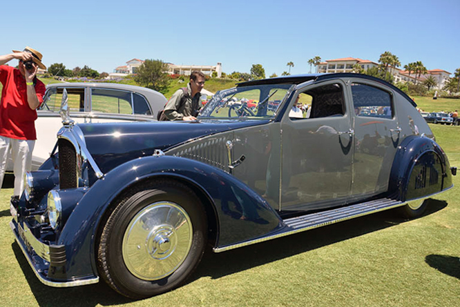Avions Voisin C-25 Aerodyne, Dana Point Cd'E