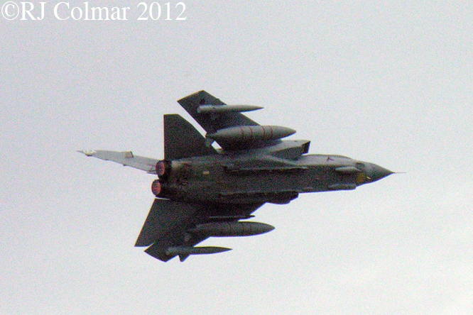 Panavia Tornado GR4, Wings and Wheels, Dunsfold Aerodrome