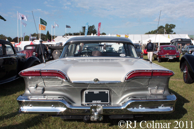 Edsel Ranger, Goodwood Revival