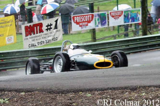 Lotus 51A, Prescott