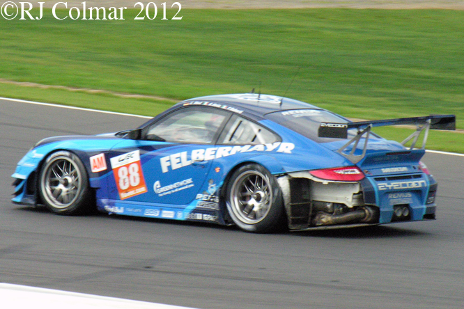 Porsche 911 RSR (997), Silverstone 6 Hours WEC