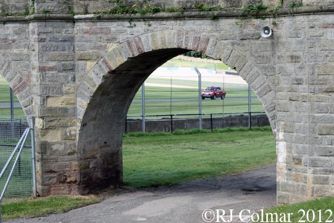 Donington Park Test Day
