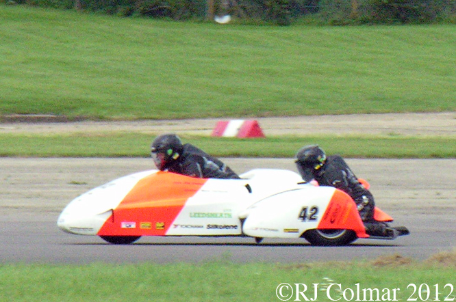 Honda Sidecar, Wings and Wheels, Dunsfold Aerodrome
