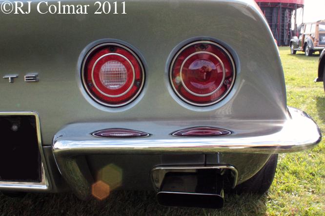 Chevrolet Stingray Corvette, Goodwood Revival