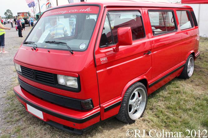 Volkswagen Subaru Multivan, Last Limited Edition, Summer Classics, Easter Compton