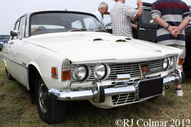 Rover 3500S, Summer Classics, Easter Compton