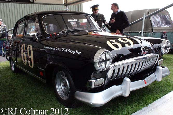 GAZ Volga 21M, Goodwood Revival