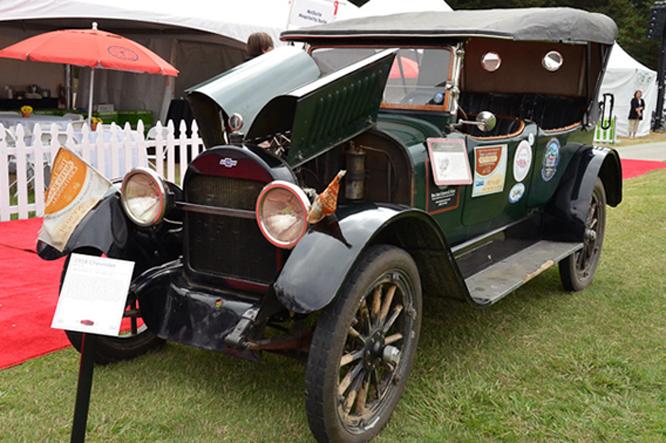 Chevrolet Series D, Hillsborough Concours d'Elegance