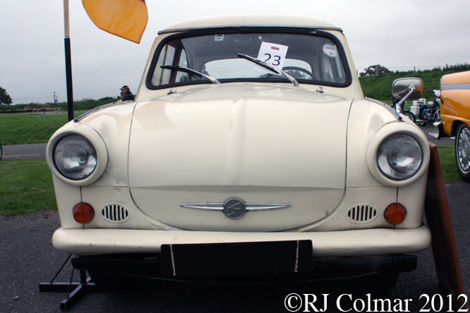 Trabant P60, Rare Breeds, Haynes International Motor Museum