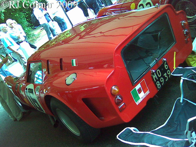 Ferrari 250 GT SWB, Goodwood Festival Of Speed