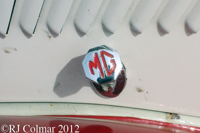 MG YB, Summer Classics, Easter Compton
