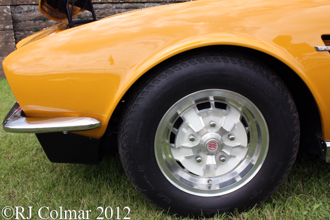 Aston Martin DBS, Sherbourne Castle, Classics at the Castle