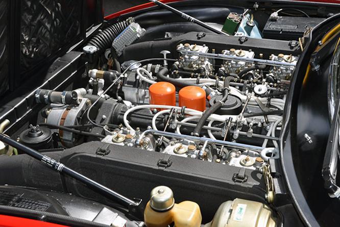 Ferrari 365 GTC, Danville Concours d'Elegance