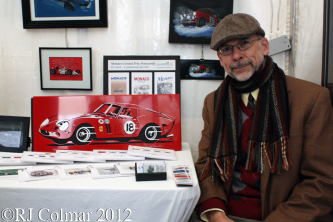 Paul Chenard, Goodwood Revival