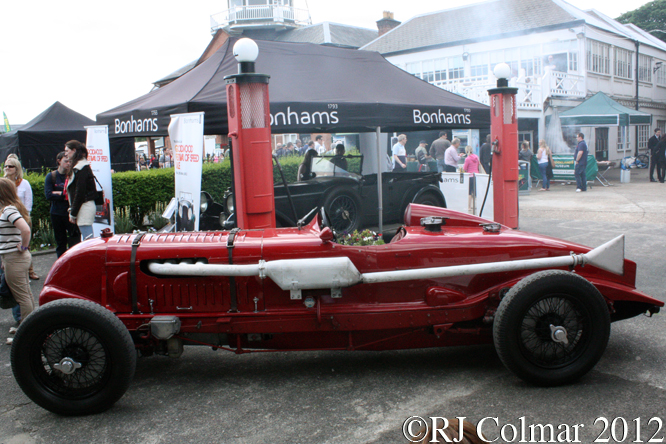 4 1/2 litre S/C Bentley, Brooklands Double Twelve