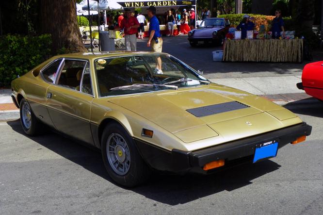 Ferrari 308 GT4, Danville Concours d'Elegance