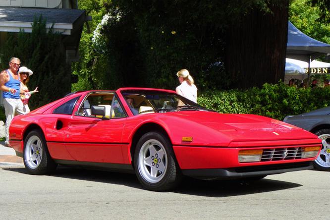 Ferrari 328 GTS, Danville Concours d'Elegance