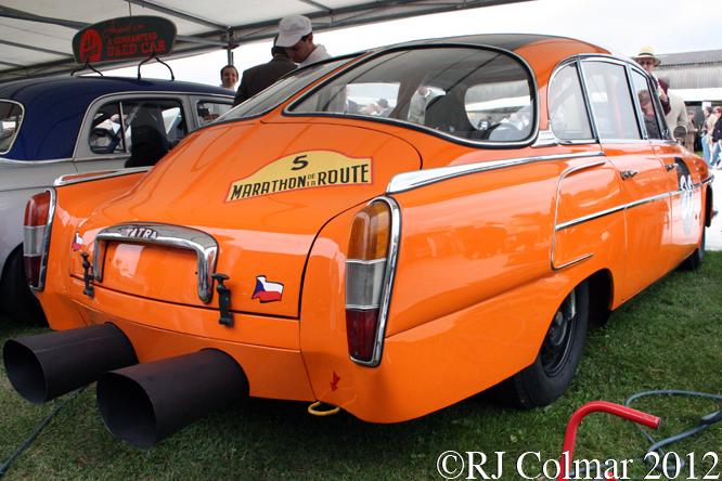 Tatra T603, Goodwood Revival