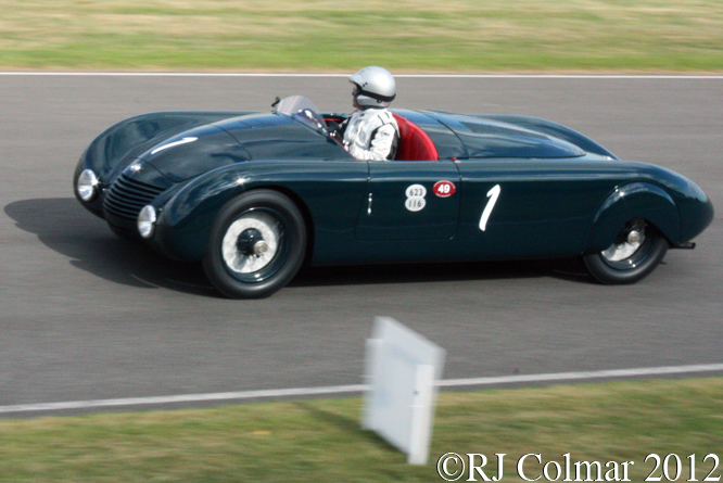 Jankowits, Goodwood Revival