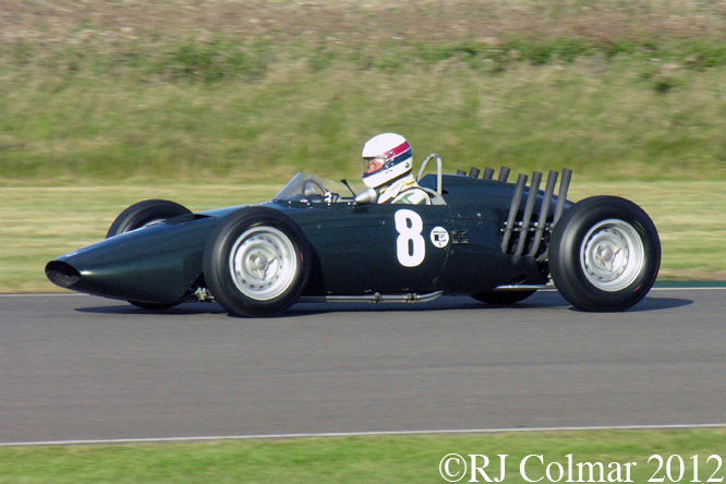 BRM P57, Goodwood Revival