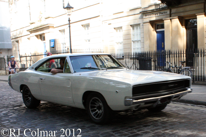 Dodge Charger, Avenue Drivers Club, Queen Square, Bristol
