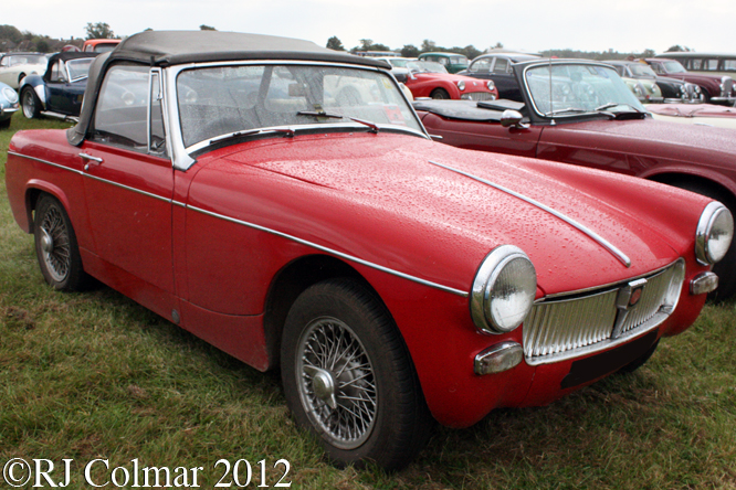 MG Midget, Goodwood Revival