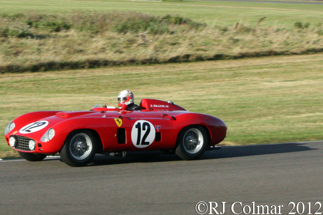 Ferrari 860 Monza, Goodwood Revival