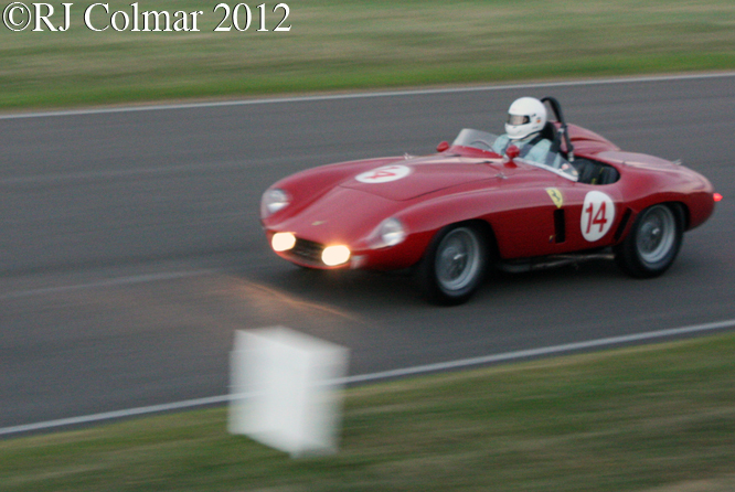 Ferrari 750 Monza, Goodwood Revival