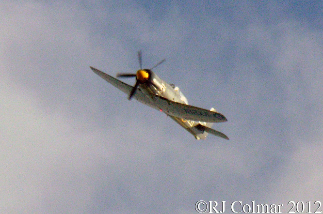 Hawker, Sea Fury, Goodwood Revival