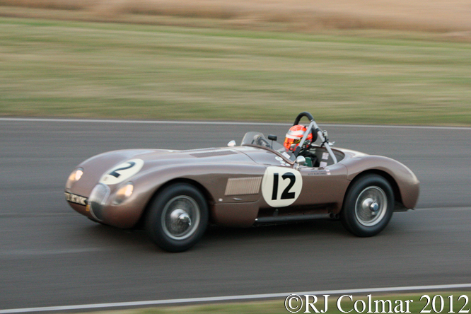 Jaguar C-type, Goodwood Revival