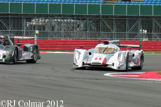 Audi e-tron quattro Hybrid, Silverstone 6 Hours WEC