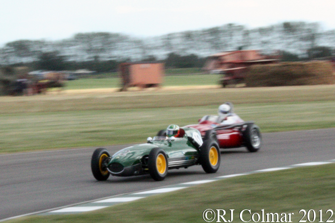 Lotus 16, Goodwood Revival