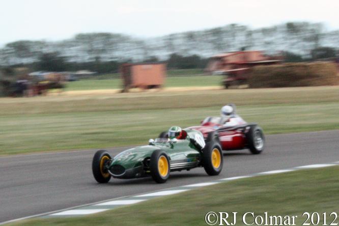Lotus 16, Goodwood Revival
