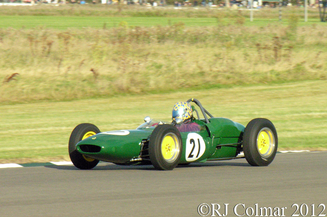 Lotus Climax 21, Goodwood Revival