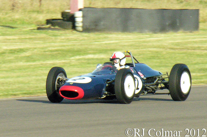 Lotus BRM 24, Goodwood Revival