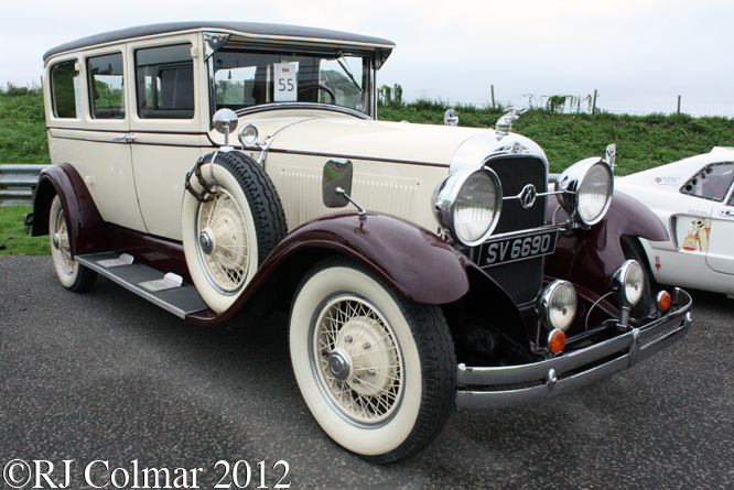 Studebaker President 8 Limousine (FA), Rare Breeds, Haynes International Motor Museum