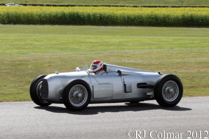Auto Union A-Type, Goodwood Revival